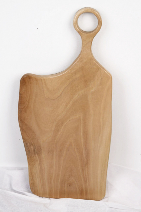Platou servire din lemn de nuc 3