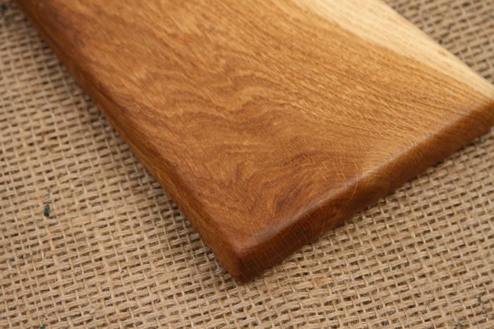 Tocator din lemn de stejar 3