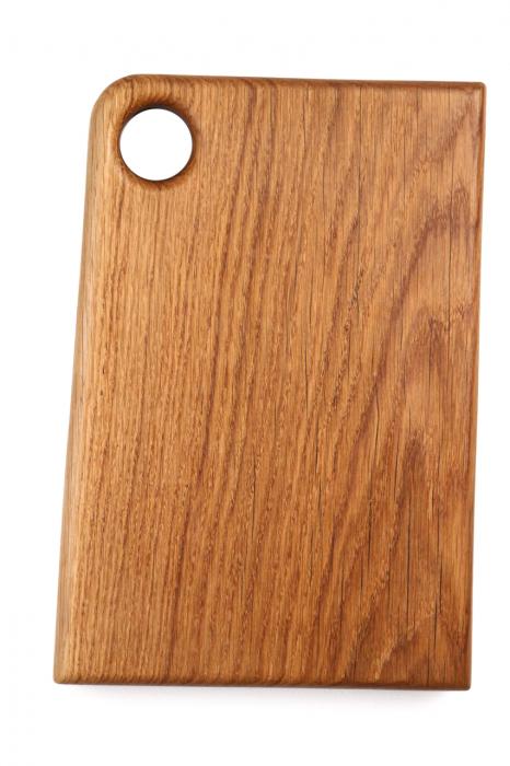 Tocator din lemn de stejar 2
