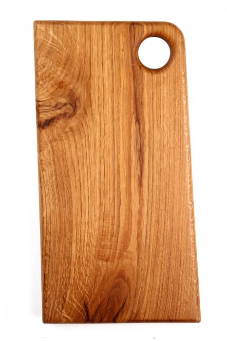Tocator din lemn de stejar [1]