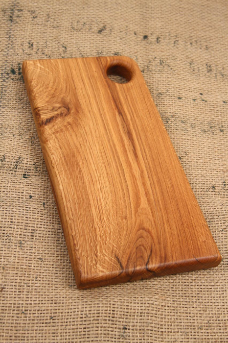 Tocator din lemn de stejar [0]
