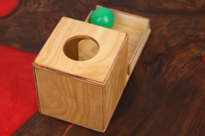 Cutia perseverentei cu rampa 3
