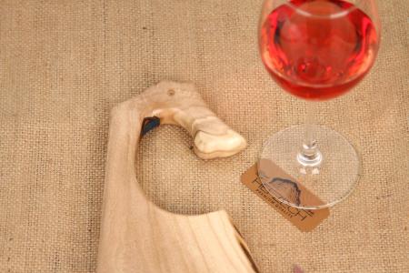 Platou servire din lemn de nuc [2]