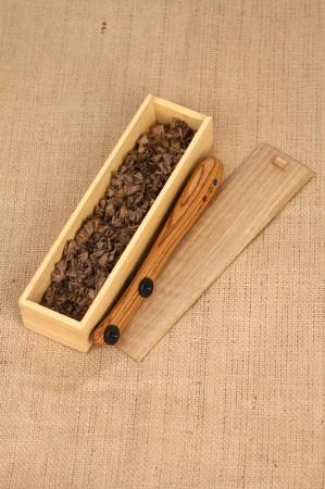 Taietor coca - lemn de nuc9