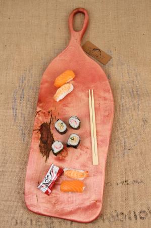 """Platou de servire """"Sushi""""0"""