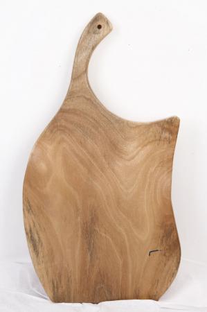 Platou servire din lemn de nuc [4]