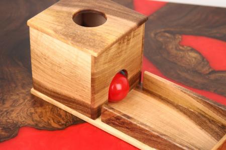 Cutia permanentei cu rampa din lemn masiv (+ 8 luni)5