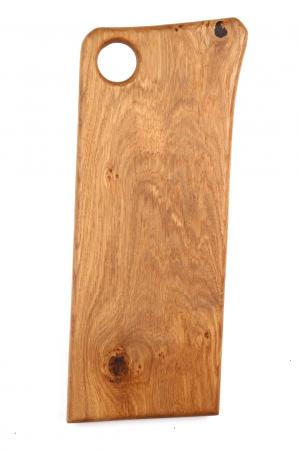 "Tocator din lemn de stejar ""Look""1"
