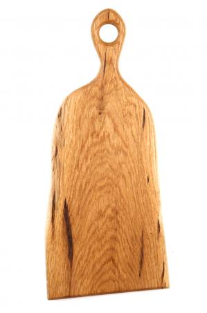 """Tocator din lemn de stejar """"Clasic""""2"""