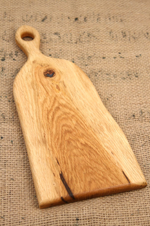 """Tocator din lemn de stejar """"Clasic""""0"""
