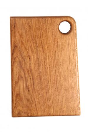 """Tocator din lemn de stejar """"Stone""""1"""
