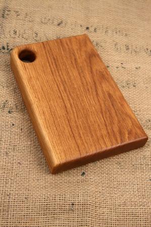 """Tocator din lemn de stejar """"Stone""""0"""