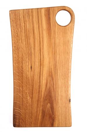 """Tocator din lemn de stejar """"Obelisc""""1"""