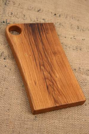 """Tocator din lemn de stejar """"Obelisc""""0"""