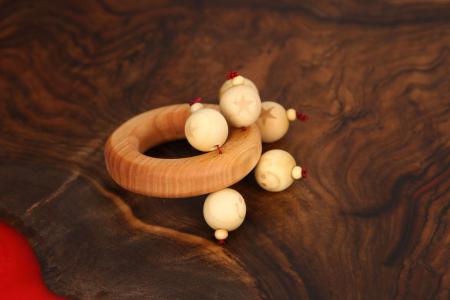 Zornaitoare din lemn masiv (6-18 luni)3
