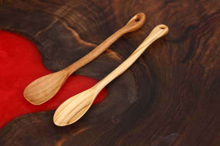 Lingurite din lemn, diverse esente [5]