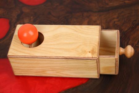 Cutia permanentei cu sertar din placaj (+ 8 luni)3