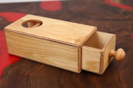 Cutia permanentei cu sertar din placaj (+ 8 luni)5