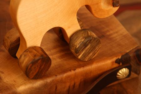 Jucarie din lemn Elefant3