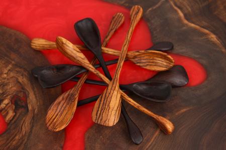 Lingurite din lemn, diverse esente [2]