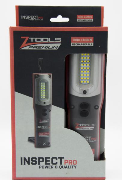 Lanterna 1000 lumeni, InspectPro1000 , Li-Ion SMD IP54 0