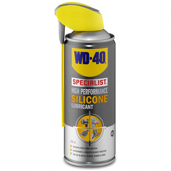WD-40 SILICON SPRAY/400ML 0