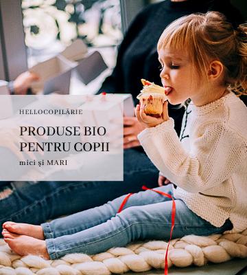 Produse bio pentru copii