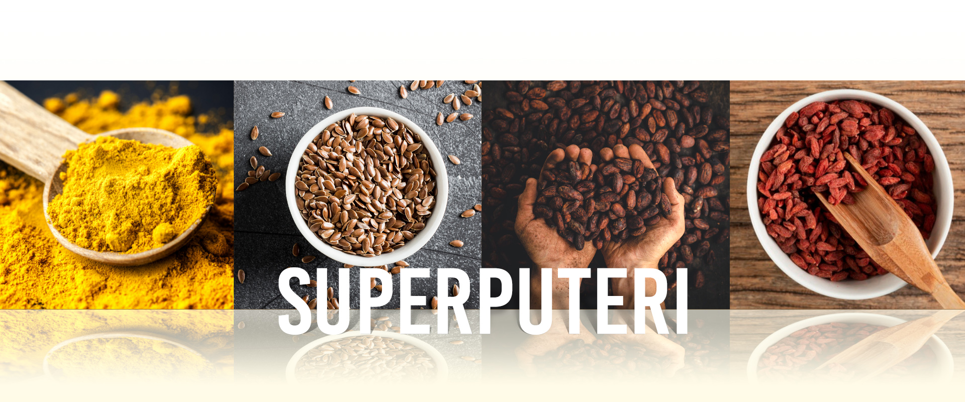 Super alimente pentru SUPERPUTERI