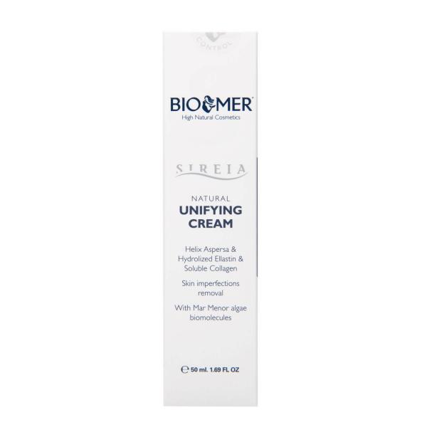Crema uniformizanta cu extract de melc, elastina si colagen, Sireia - Bio Mer, 50 ml 2