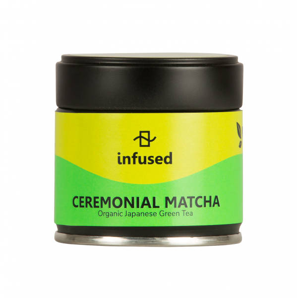 Set Matcha Bio Ceremonial - Infused si pamatuf 1