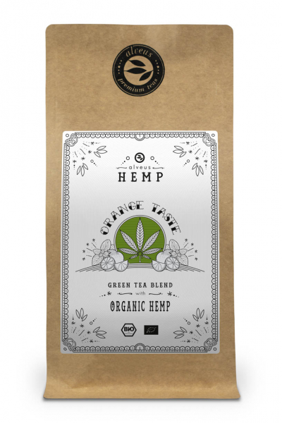 Ceai BIO Hemp - Orange Taste 0