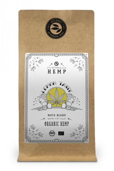 Ceai BIO Hemp - Lemon Taste 0