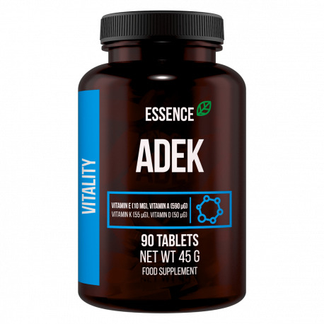 ADEK Vitamina A, D, E si K 90 tablete, Essence 0