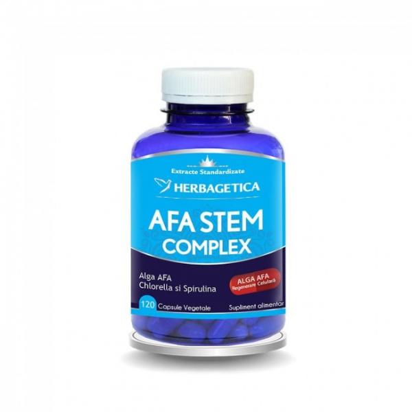 Afa stem+complex, 120 capsule, Herbagetica 0