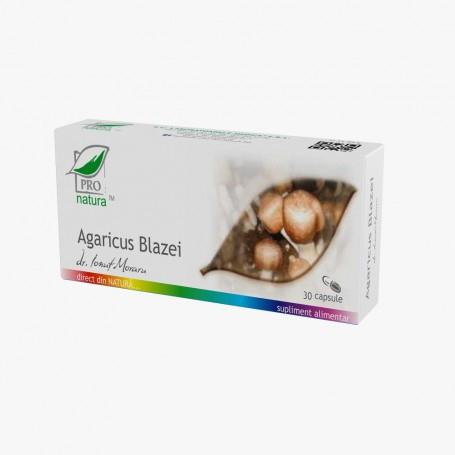 Agaricus Blazei, 30 capsule, Medica 0