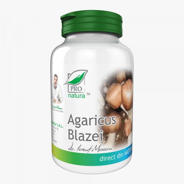 Agaricus Blazei, 60 capsule, Medica [1]