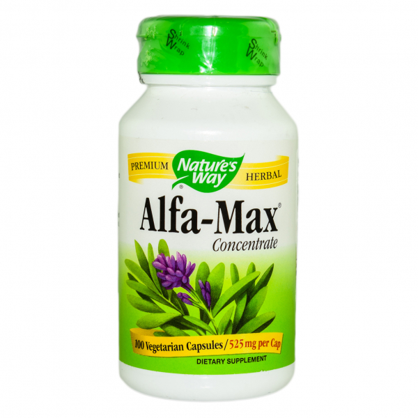 Alfa-Max Nature's Way, 100 capsule, Secom 0