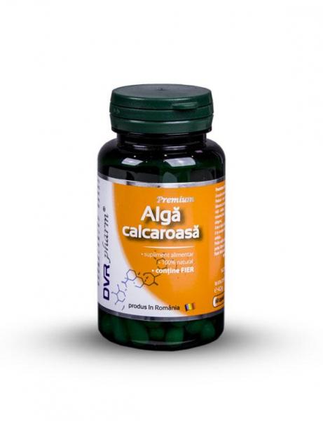 Algă calcaroasă, 60 capsule, Dvr Pharm 0