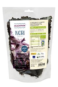 Alge nori maruntite raw bio 100g 0