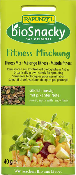 Amestec Fitness de seminte pentru germinat 0