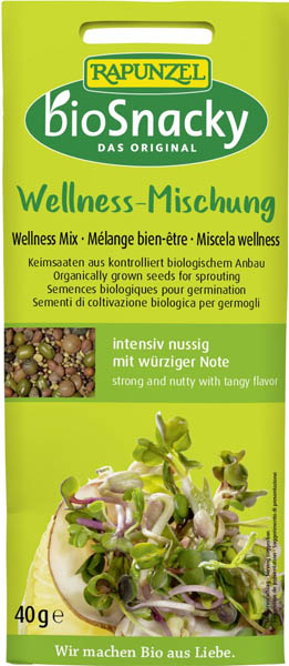 Amestec Wellness de seminte pentru germinat 0