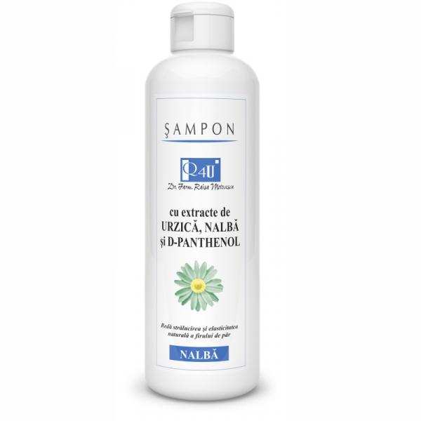 Șampon cu extract de urzică, nalba și D-panthenol, 250 ml, Tis Farmaceutic [0]