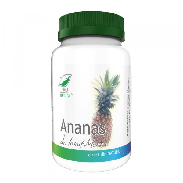 Ananas, 200 capsule, Medica 0