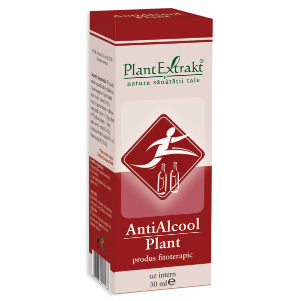 AntiAlcool Plant, 30 ml, Plant Extrakt 0