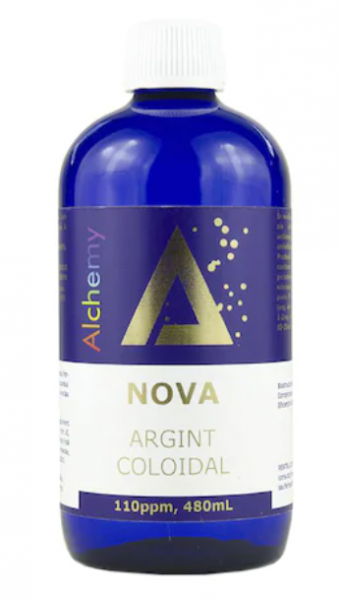Argint coloidal Nova 110ppm, Pure Alchemy 480 ml, Aghoras Invent [0]