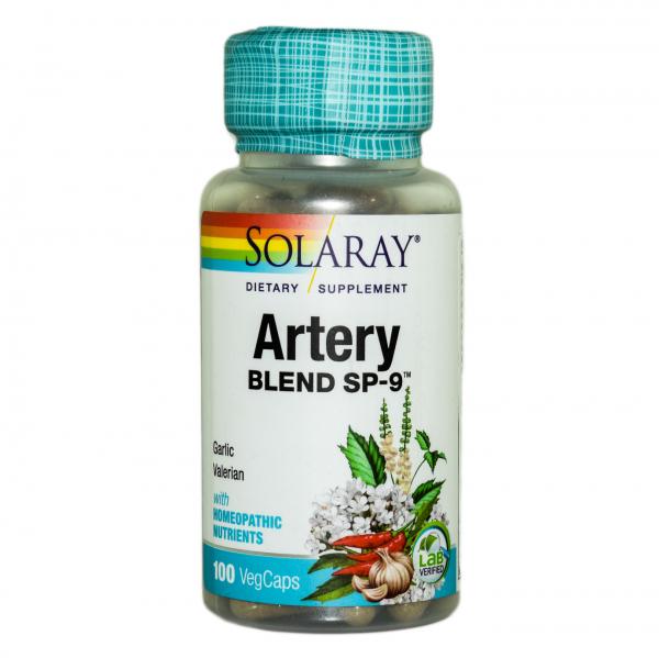 Artery Blend Soralay, 100 capsule, Secom 0