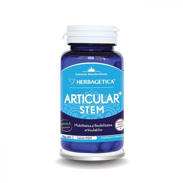 Articular+ stem, 60 capsule, Herbagetica 0