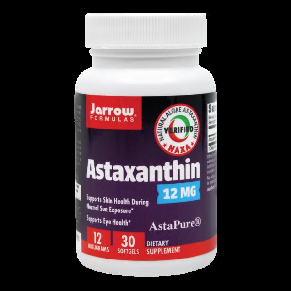 Astaxanthin 12mg Jarrow Formulas, 30 capsule, Secom 0