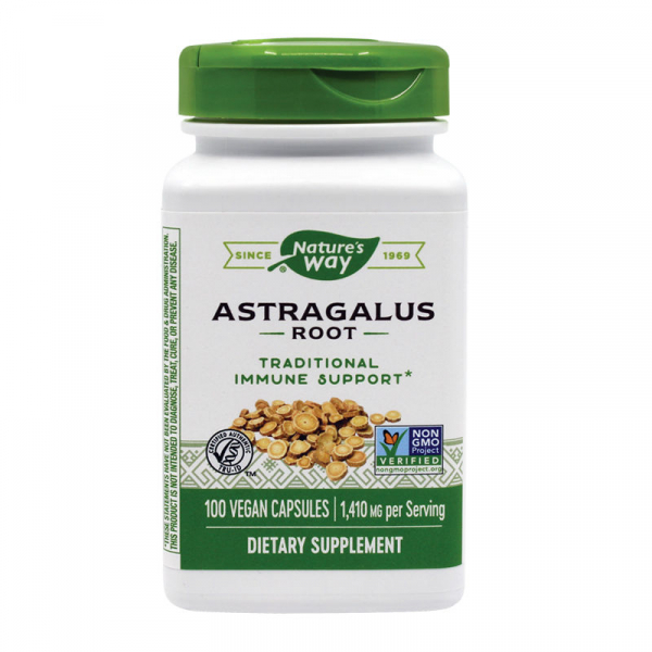 Astragalus Root Nature's Way, 100 capsule, Secom 0