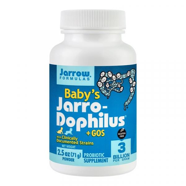 Baby´s jarro-dophilus+gos 71gr Secom 0
